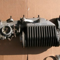 Rare item: Judson 190SL Supercharger