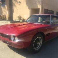 "Mystery car: 1965 Maserati ""Mexico prototype"" by Vignale"