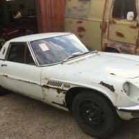 Birotor: 1970 Mazda Cosmo Sport