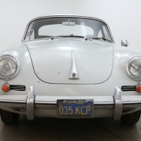 Drive the dolphin: 1964 Porsche 356C Coupé