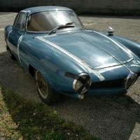 Rough racer: 1961 Alfa Romeo Giulietta Sprint Speciale