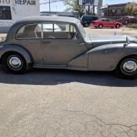Extra dry survivor: 1951 AC 2-Litre Saloon 2dr