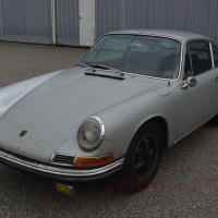 Top notch survivor: 1966 Porsche 911