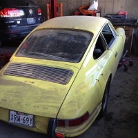 The wild bunch: A 1968-1981 Porsche 911 collection