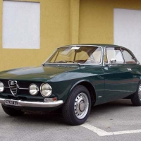 Green perfection: 1968 Alfa Romeo 1750 GT Veloce