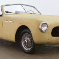 """Three seater: 1950 Fiat 1500E Cabriolet """"Riviera"""" By Stabilimenti Farina"""