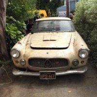 Unearthed: 1962 Maserati 3500 GT by Touring