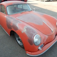 Get some sun: 1958 Porsche 356 A T2 Coupé