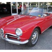1 of 35: 1957 Alfa Romeo Giulietta Spider Veloce