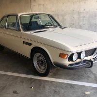 Investors warned: 1973 BMW 3.0 CSI