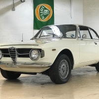 Almost original: 1966 Alfa Romeo GT Junior