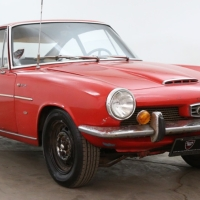 Resale red: 1966 Glas 1700 GT