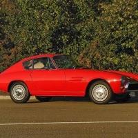 Gilco bones: 1964 Fiat 1500 GT Coupé by Ghia
