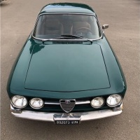 One owner green: 1968 Alfa Romeo 1750 GT Veloce