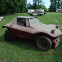 Gullwing: 1965 Volkswagen Concept One Buggy