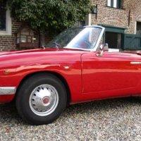 Fair price: 1961 Cisitalia-Abarth 850 Spyder by Allemano