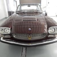 Dry from Barcelona: 1966 Maserati Sebring