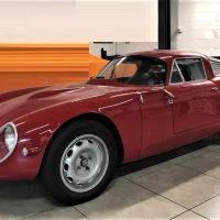 Reborn: 1965 Alfa Romeo Giulia TZ Replica by Greppi