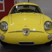 Yellow bug: 1959 Abarth 750 Record Monza
