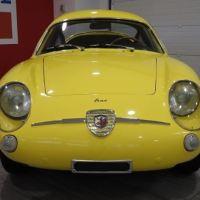 Yellow bug: 1959 Abarth 750 Record Monza