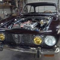 Proper restoration: 1974 Alfa Romeo 2000 GTV