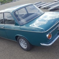 The runt of the litter: 1968 BMW 1600 Ti