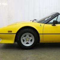 Bebop yellow: 1980 Ferrari 308 GTSi