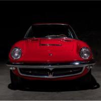 Cordoba red: 1968 Maserati Mistral 4.0