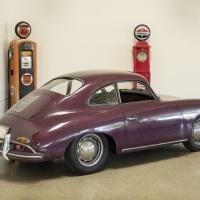 Garage aged: 1957 Porsche 356A T2 Coupé