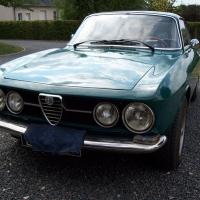 Esastar wheels: 1969 Alfa Romeo 1750 GT Veloce