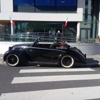 "Three countries job: 1940 Fiat 508 C ""Balilla"" Cabriolet by Glaser"