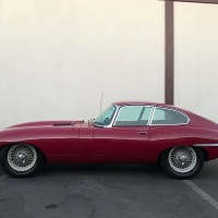 Same lady since '92: 1963 Jaguar E-Type 3.8 FHC