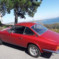Italian oddball: 1972 Frua Monte Carlo 1300 GT