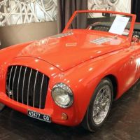 One of one: 1951 Gilco 205 MM by Zagato