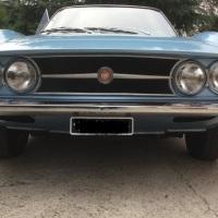 Dino face: 1967 Moretti 124S Coupé