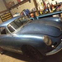 B.Y.O.E: 1963 Porsche 356 T6 Coupé