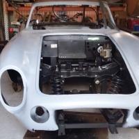 Hardtop equipped: 1963 René Bonnét Le Mans Cabriolet