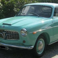 Less is more: 1954 Fiat 1100 TV Coupé by Pininfarina