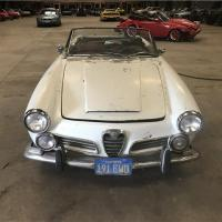 Full size: 1965 Alfa Romeo 2600 Spider by Touring