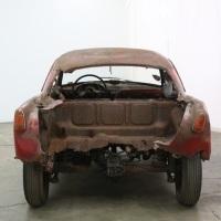 Ultra light: 1957 Alfa Romeo Giulietta Sprint Veloce