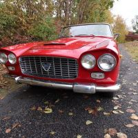 Big six: 1964 Lancia Flaminia 2.8 Convertibile by Touring