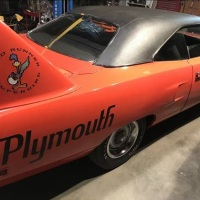 No funds, no call: 1970 Plymouth Superbird