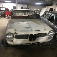 Hofmeister kink: 1963 BMW 3200 CS by Bertone
