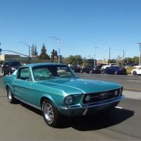 Built in San Jose: 1967 Ford Mustang GT 390 Fastback