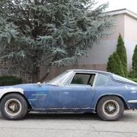 Late six: 1967 Maserati Mistral 4.0
