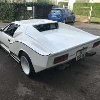 Number one: 1975 De Tomaso Pantera GTS
