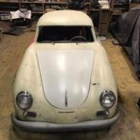 Kardex correct: 1954 Porsche 356 Coupé
