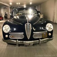 Italian patina: 1952 Alfa Romeo 6C 2500 SS Coupé