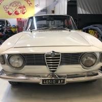 One owner biancospino: 1964 Alfa Romeo Giulia Sprint GT