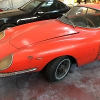 Mutation/5: 1962 Alfa Romeo Giulietta Sprint Speciale